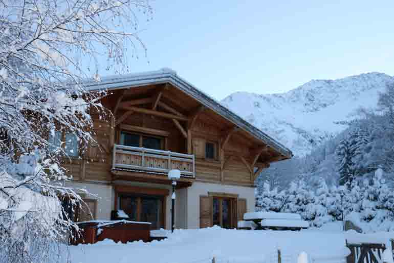 Chamonix Chalets For Rent